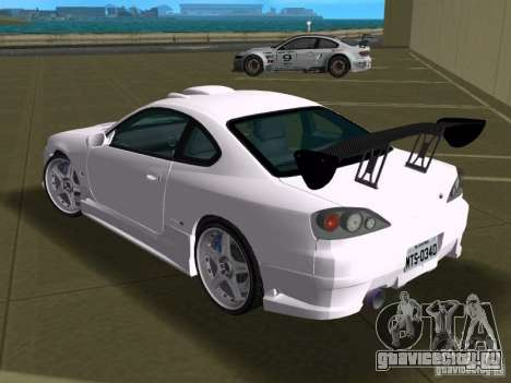 Nissan Silvia spec R Tuned для GTA Vice City