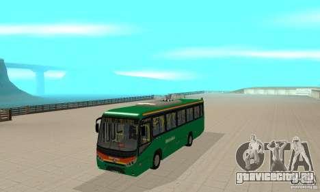 MetroBus of Venezuela для GTA San Andreas вид слева