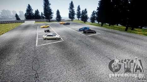 Edem Hill Drift Track для GTA 4 третий скриншот