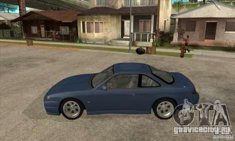 RODrifter Nissan Silvia S14 для GTA San Andreas вид слева