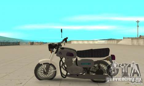Восход 3 v1.0 для GTA San Andreas вид слева