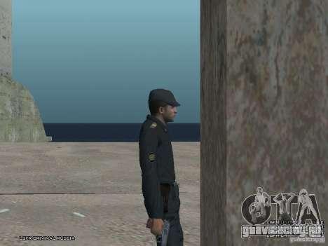 Сержант ППС для GTA San Andreas седьмой скриншот
