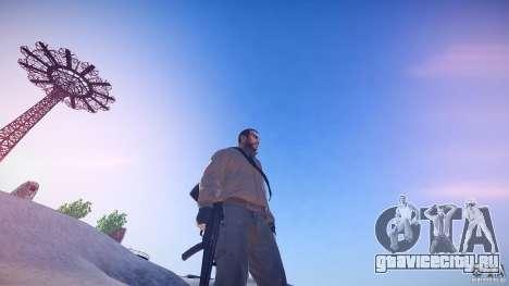 MP-5 для GTA 4 третий скриншот