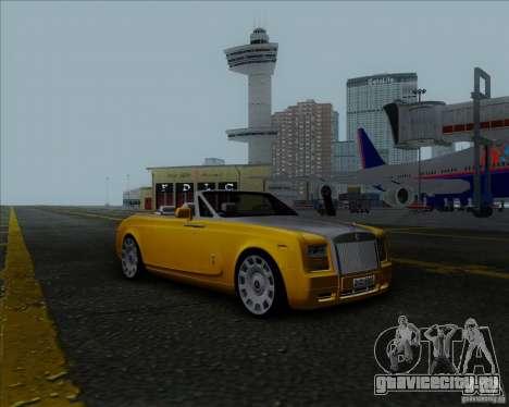 Rolls-Royce Phantom Series II Drophead Coupe 2012 для GTA San Andreas