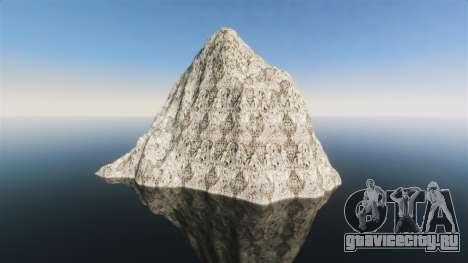 Горный ландшафт для GTA 4