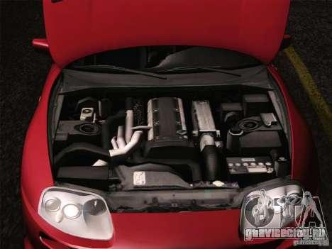 Toyota Supra TRD3000GT v2 для GTA San Andreas колёса