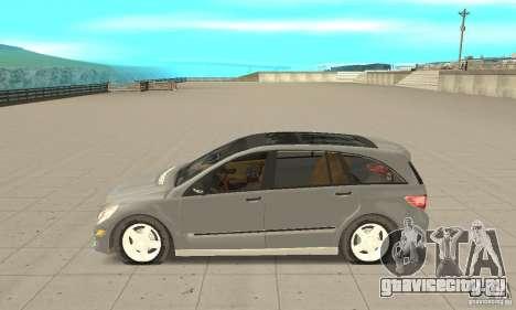 Mercedes-Benz R-Class для GTA San Andreas вид слева