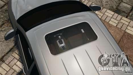 Porsche Cayenne Turbo 2003 для GTA 4 салон