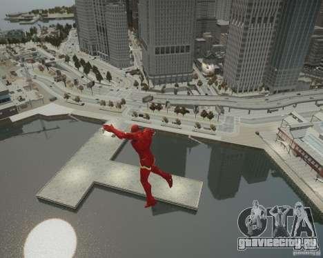 Iron Man Mk3 Suit для GTA 4 девятый скриншот