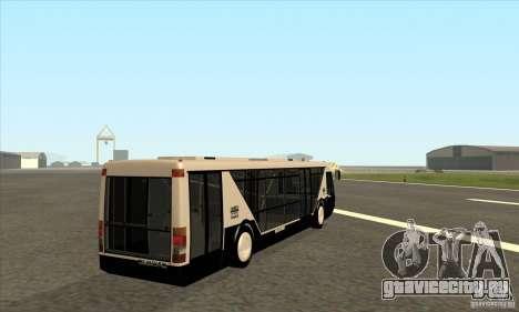 Neoplan Airport bus SA для GTA San Andreas вид справа