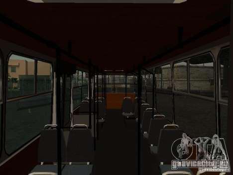 ЮМЗ Т2 для GTA San Andreas вид справа