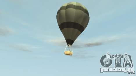 Balloon Tours option 5 для GTA 4 вид слева