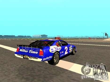 Ford Taurus Nascar LITE для GTA San Andreas