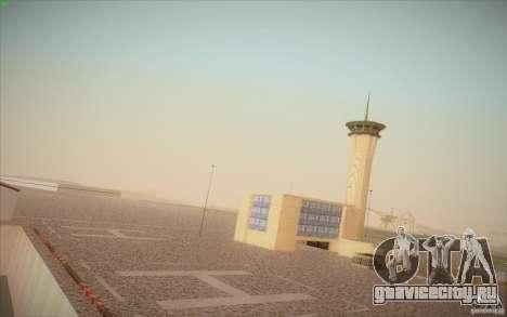 New San Fierro Airport v1.0 для GTA San Andreas второй скриншот