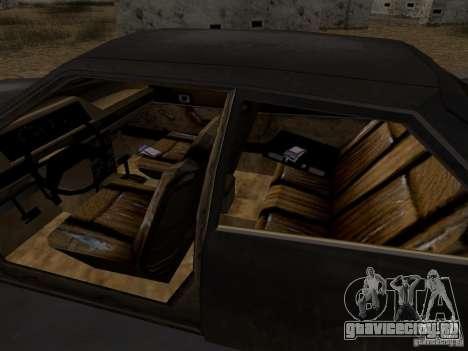 Авто 3 из CoD4-MW v2 для GTA San Andreas вид сбоку
