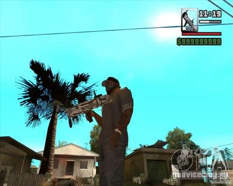 Модернизированная РПГ-18 для GTA San Andreas второй скриншот