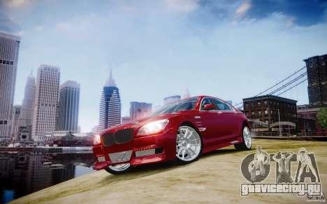 Меню и экраны загрузки BMW HAMANN в GTA 4 для GTA San Andreas