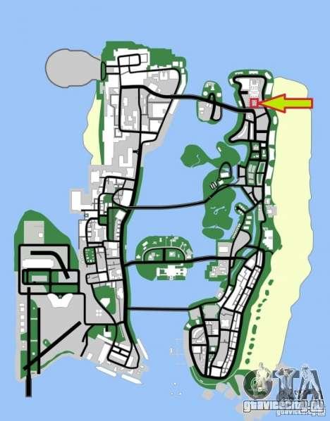 C&A mod v1.1 для GTA Vice City пятый скриншот