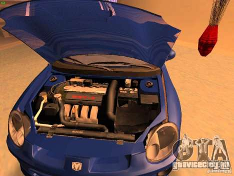 Dodge Neon SRT4 2006 для GTA San Andreas вид справа
