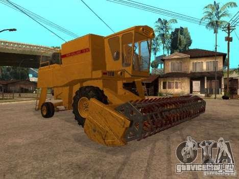 Holland TX 34 C для GTA San Andreas вид слева