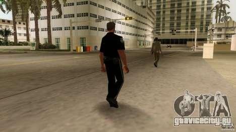 Новая одежда копов версия 2 для GTA Vice City третий скриншот