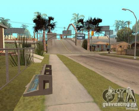 Remapping Ghetto v.1.0 для GTA San Andreas пятый скриншот
