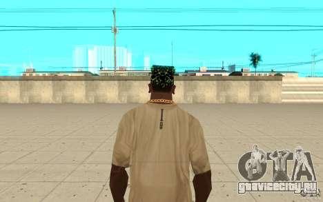 Бандана xbox для GTA San Andreas третий скриншот
