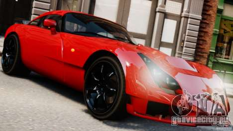 TVR Sagaris MKII v1.0 для GTA 4