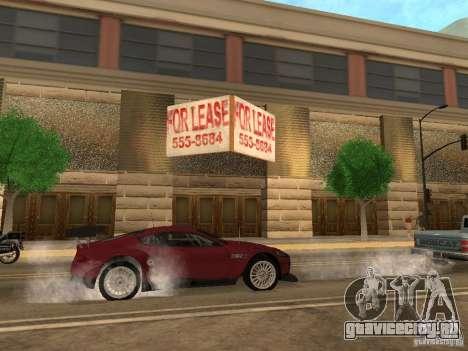 Новые текстуры торгового центра для GTA San Andreas шестой скриншот
