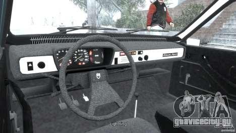 Dacia 1310 Sport v1.3 для GTA 4 вид справа