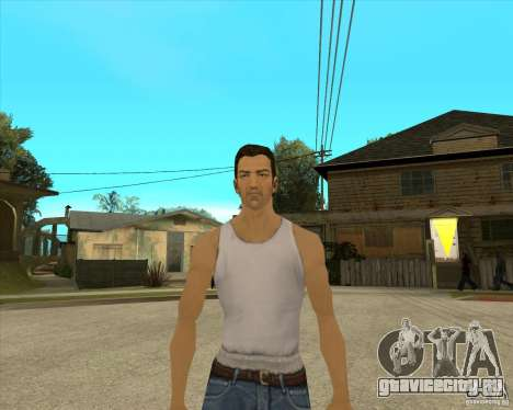 Скин Tommy Vercetti v1 FINAL для GTA San Andreas