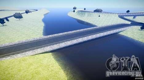 Top Gear Map для GTA 4 пятый скриншот