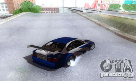 iPrend ENBSeries v1.1 BETA для GTA San Andreas второй скриншот
