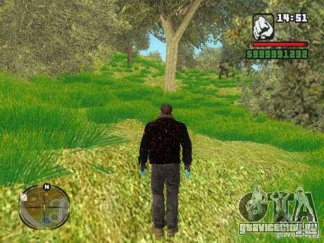 Niko Avatar для GTA San Andreas третий скриншот