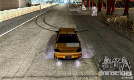 ENBSeries by HunterBoobs v1.2 для GTA San Andreas шестой скриншот