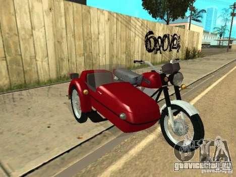 ИЖ Планета -5 для GTA San Andreas