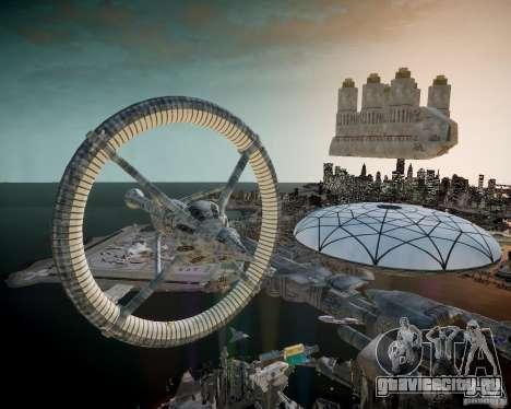 Звездные врата - Атлантида для GTA 4 седьмой скриншот