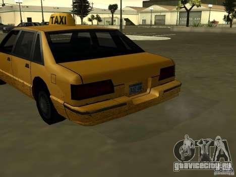 Реалистичные текстуры оригинальных авто для GTA San Andreas третий скриншот