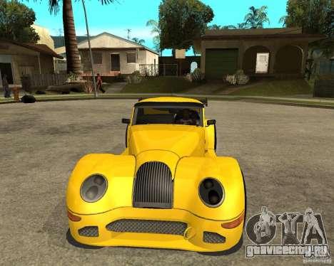 Morgan Aero 8 для GTA San Andreas