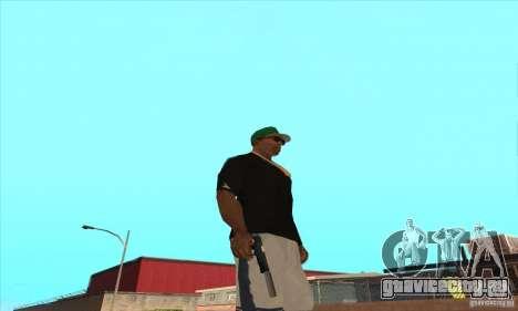 WEAPON BY SWORD для GTA San Andreas шестой скриншот