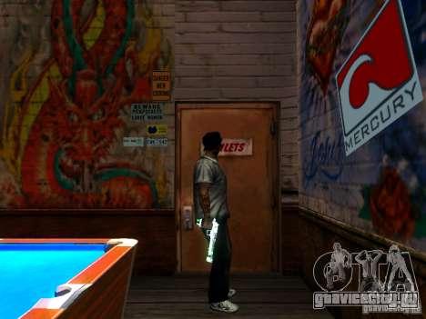 Новый Sweet для GTA San Andreas седьмой скриншот