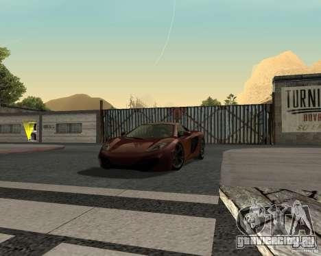 ENBSeries by Nikoo Bel для GTA San Andreas шестой скриншот