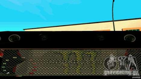 Еlegy by fen1x для GTA San Andreas вид сзади