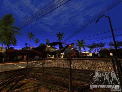 Amazing Screenshot v1.1 для GTA San Andreas четвёртый скриншот