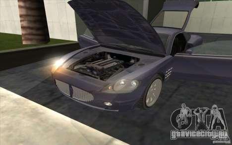 F620 из GTA TBoGT для GTA San Andreas вид сзади слева