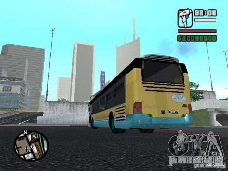CitySolo 12 для GTA San Andreas вид изнутри