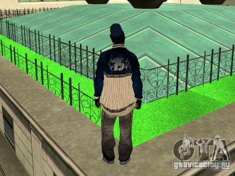 CripS Ryder для GTA San Andreas второй скриншот