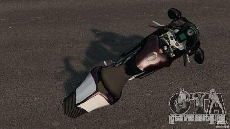 Ducati 999R для GTA 4 вид справа