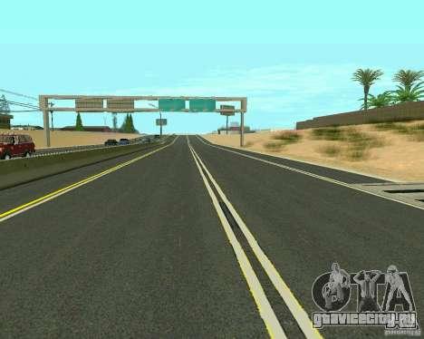 GTA 4 Road Las Venturas для GTA San Andreas восьмой скриншот