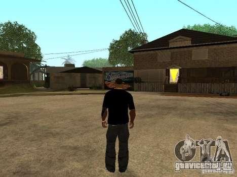 Майка Nike для GTA San Andreas четвёртый скриншот